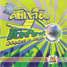 Animal X - FunRaptor (Devoratorul De Distracție) (1 CD) - Muzica Pop a&a records romania