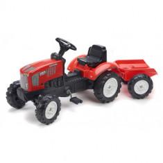 Tractor Power Dynamics cu Remorca Falk