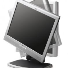 Monitor LCD 17 inch HP 1730 PIVOT difuzoare 1280x1024, VGA (D-SUB)