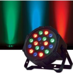 PROMOTIE! STATIV LUMINI CU 2 LUMINI  LEDURI RGB COLOR,PARI 18 LEDURI,AFISAJ LCD.