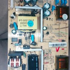 Sursa alimenatare monitor LG L1950s model Al-0066.PCB Rev 1 - Monitor LCD