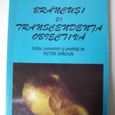 Brancusi si transcendenta obiectiva, Vlaicu Ionescu - Carte sculptura