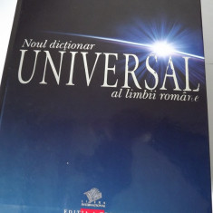 Noul dictionar universal al limbii romane - Editura a treia - DEX