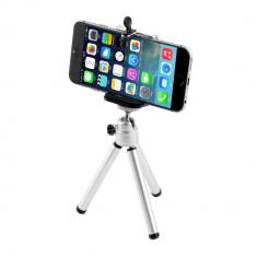 Tripod stand sustinere camera web sau telefon