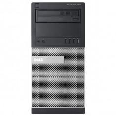 Calculator Dell Optiplex 9020 Tower, Intel Core i7 Gen 4 4770 3.4 GHz, 8 GB DDR3, 2 TB HDD SATA NOU, DVDRW, Windows 7 Home Premium, Garantie pe viata
