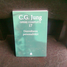 DEZVOLTAREA PERSONALITATII - C.G. JUNG - Carte Psihologie