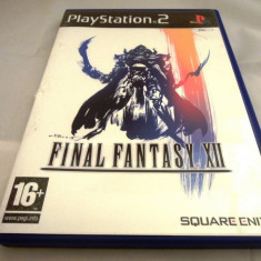 Final Fantasy XII, PS2, original! Alte sute de jocuri! - Jocuri PS2 Ubisoft, Shooting, 12+, Single player