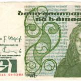 SV * Irlanda / UK ONE POUND / 1 LIRA 1985 XF / XF+ - bancnota europa