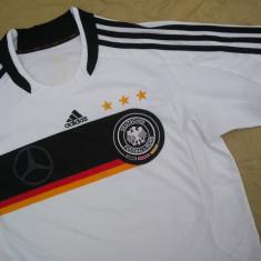 Tricou fotbal Adidas, nationala Germania nr L, aproape nou - Set echipament fotbal Adidas, Marime: L