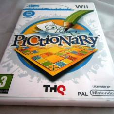 Pictionary joc pentru uDraw Wii ! - Jocuri WII Thq, Actiune, 3+, Single player