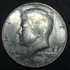America SUA 1 half dollar 1974, America Centrala si de Sud