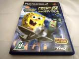 Spongebob Squarepants  Creature from the Krusty Krab PS2, alte sute de jocuri!, Actiune, 3+, Multiplayer