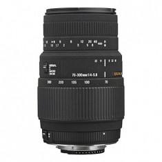Obiectiv foto Sigma DG 70-300 - Obiectiv DSLR