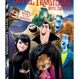 Hotel Transylvania dvd Genndy Tartakovsky - Film animatie, Romana