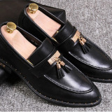Pantofi Exclusive Loafer Black COD: PLE-1. NEW COLLECTION!