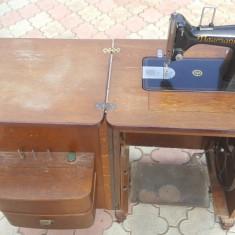 Masina de cusut NAUMANN stare excelenta de functionare