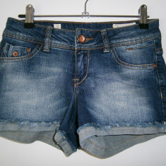 Pantaloni scurti dama Pull&Bear, mar 34, stare foarte buna! - Pantaloni dama Pull & Bear, Culoare: Din imagine