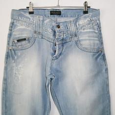 Blugi barbati Versace Jeans Couture, mar 33/36, stare buna!, Culoare: Din imagine