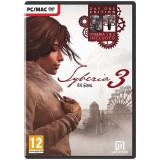 Syberia 3 Day One Edition PC/Mac (include Syberia 1+2+3) - Joc PC