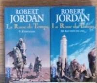 ROBERT JORDAN - ROATA TIMPULUI (IN FRANCEZA), VOL. 5 - 6 (4 TOMURI)