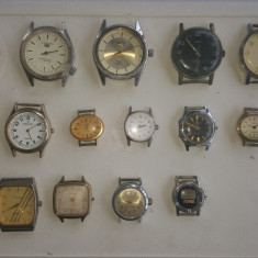 Ceasuri de mana vechi de colecție. - Ceas de mana