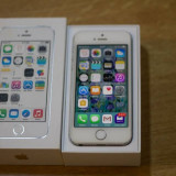 Apple iPhone 5S Silver 16 GB Neverlocked, Argintiu, Neblocat