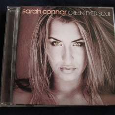 Sarah Connor - Greenn Eyed Soul _ cd, album _ original Epic(Germania) - Muzica Pop