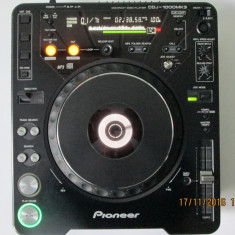 Set 2 playere PIONEER CDJ 1000 mk3 - CD Player DJ