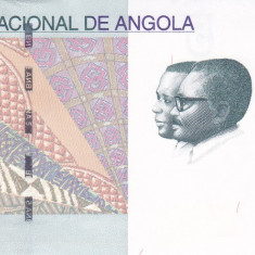 Bancnota Angola 5 Kwanzas 2012 - PNew UNC ( nu apare in catalog )