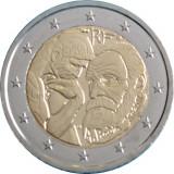NOU - Franta moneda comemorativa 2 euro 2017 - Rodin - UNC, Europa