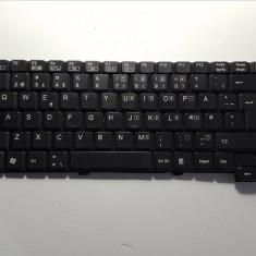 Tastatura Amilo M3438G MX438 Xi1554 M1437G A1667 A1667G Vega P53IA4 DK Layout - Tastatura laptop Fujitsu Siemens