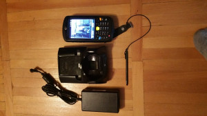 Motorola MC55, terminal mobil cu cititor cod bare