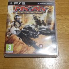 PS3 MX vs ATV Supercross - joc original by WADDER - Jocuri PS3 Altele, Curse auto-moto, 3+, Multiplayer