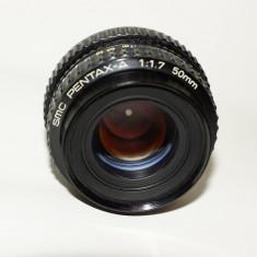 De vânzare Obiectiv SMC Pentax-A 1:1.7 50mm - Obiectiv DSLR