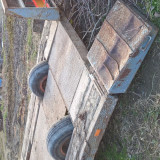 Remorca platforma agricolă cu rampe - Utilitare auto PilotOn