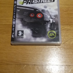 PS3 Need for speed Prostreet - joc original by WADDER - Jocuri PS3 Electronic Arts, Curse auto-moto, 3+, Multiplayer