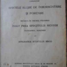 Panihida Cuprinzand Sfintele Slujbe De Inmormantare Si Pomeni - Necunoscut, 396624 - Carti ortodoxe