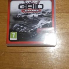 PS3 Racedriver Grid reloaded Essentials - joc original by WADDER, Curse auto-moto, 3+, Single player, Codemasters