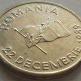 Moneda 10 LEI - ROMANIA, anul 1992 *cod 2179 xF - Moneda Romania