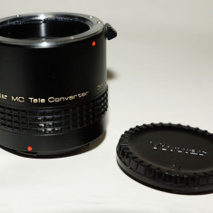 De vânzare Vivitar MC Tele Converter 3x-2.2 montură Pentax - Teleconvertor Obiectiv Foto