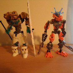 Roboti Lego bionicle - LEGO Classic