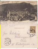 Brasov, Kronstadt  - clasica,  rara, Circulata, Printata