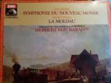 Disc vinil - Dvorak - Smetana- Karajan