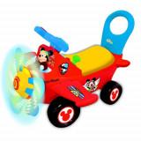 Vehicul fara Pedale Primul Meu Avion Interactiv Mickey