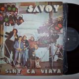 Disc vinil SAVOY - Eu sunt ca viata (ST - EDE 02779) - Muzica Pop electrecord
