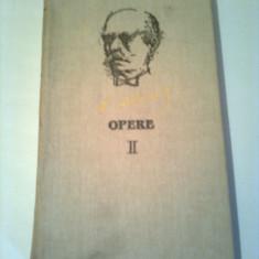 OPERE  ~ VASILE ALECSANDRI ( vol. 2 )