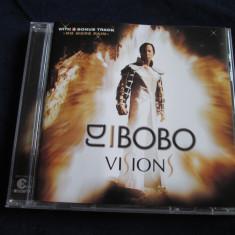 DJ Bobo - Vision _ cd, album _ original YES Music (Elvetia) - Muzica Dance Altele