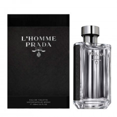 PARFUM L'HOMME PRADA 100 ML --SUPER PRET, SUPER CALITATE! - Parfum barbati Prada, Apa de toaleta