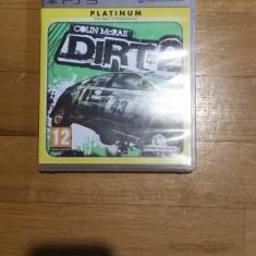 PS3 Colin McRae Dirt 2 Platinum - joc original by WADDER, Curse auto-moto, 12+, Single player, Codemasters