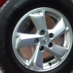Roti Hyundai 4x4 Aliaj+Anvelope Michelin 4buc - Anvelope vara Michelin, Latime: 215, Inaltime: 70, R16